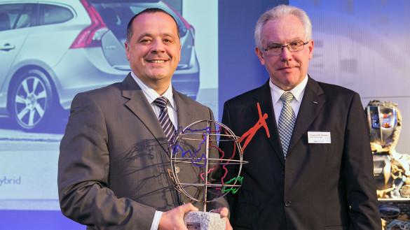 ÖkoGlobe 2012 Preisträger Volvo, DriveNow, Mercedes