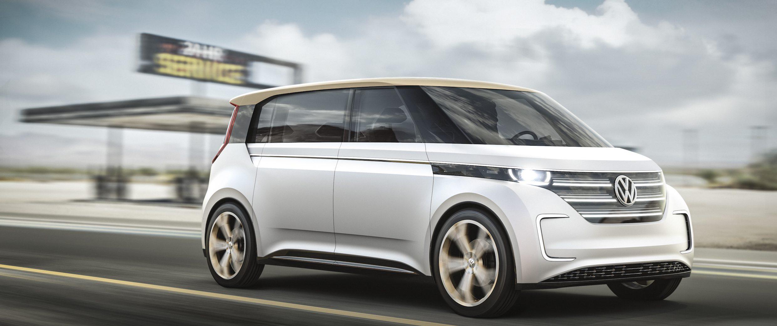 VW macht ernst: Nach Dieselgate kommt die Elektrifizierung