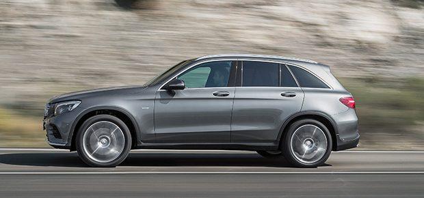 Daimler bringt SUV mit Elektroantrieb