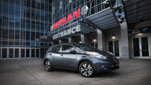 Neues Basismodell des Nissan Leaf in den USA deutlich günstiger
