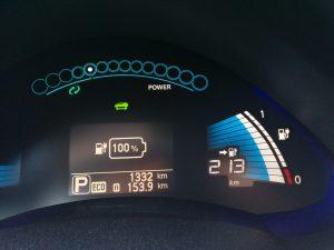 über 200 km Reichweite - 2016 30 kWh Nissan Leaf