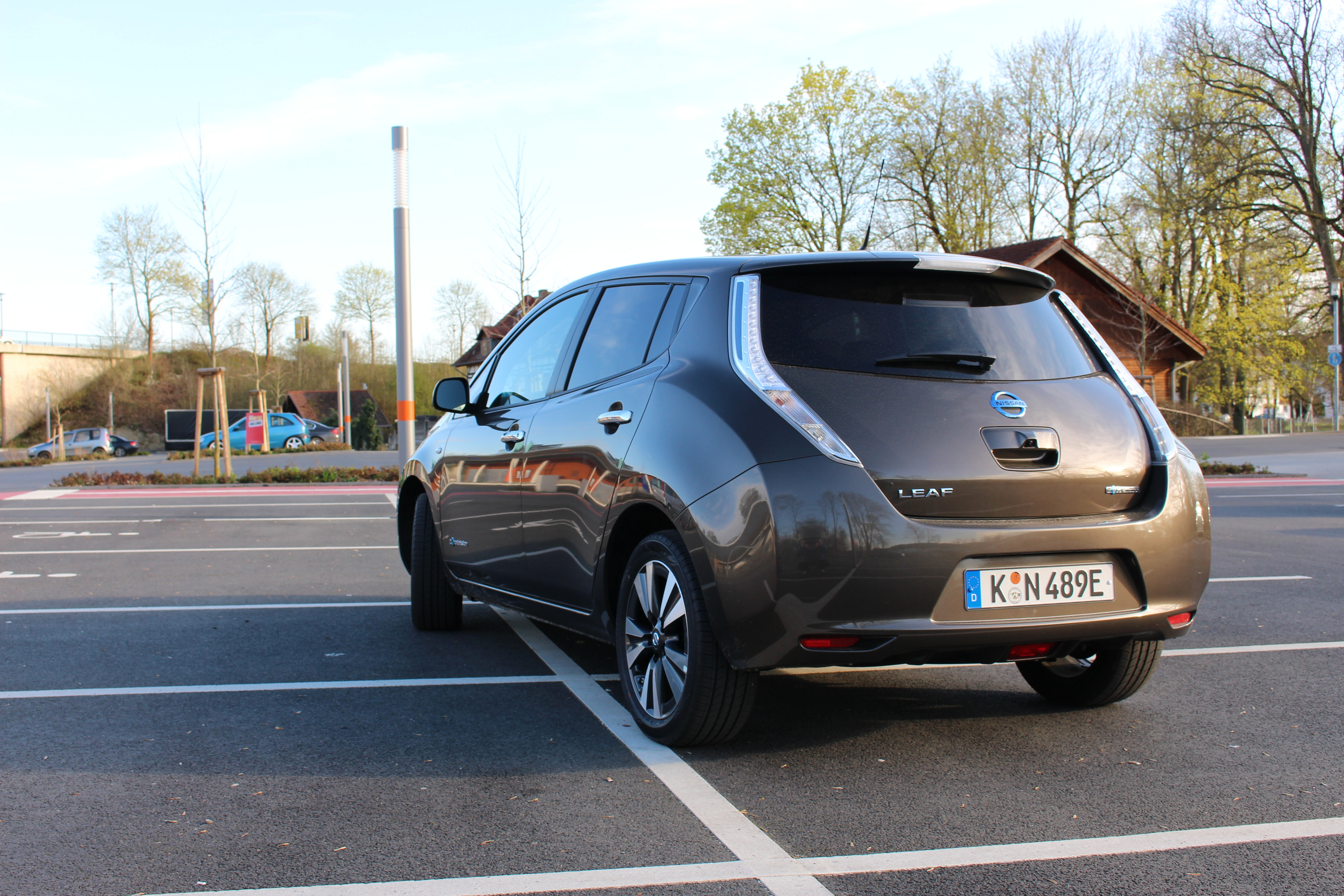 test des 2016er 30 kwh nissan leaf ein zwischenfazit. Black Bedroom Furniture Sets. Home Design Ideas