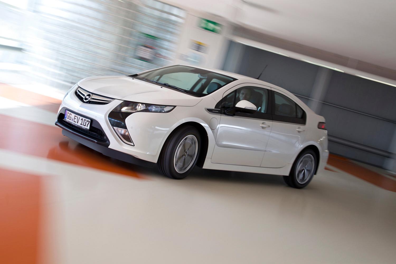 Die Auslieferung des Opel Ampera hat begonnen