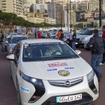 Opel Ampera Rallye Monte Carlo für alternative Antriebe