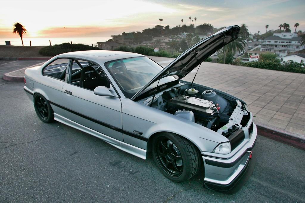 EV West elektrischer BMW M3