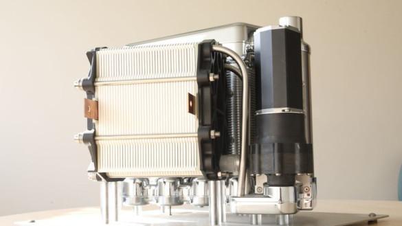 ACAL FlowCath PEM Brennstoffzelle
