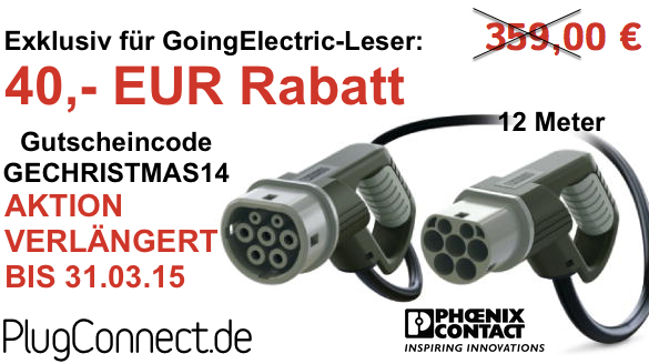 Exklusive Spar-Aktion für GE-Leser bei PlugConnect.de