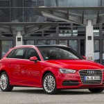 Audi A3 Sportback e-tron Seite