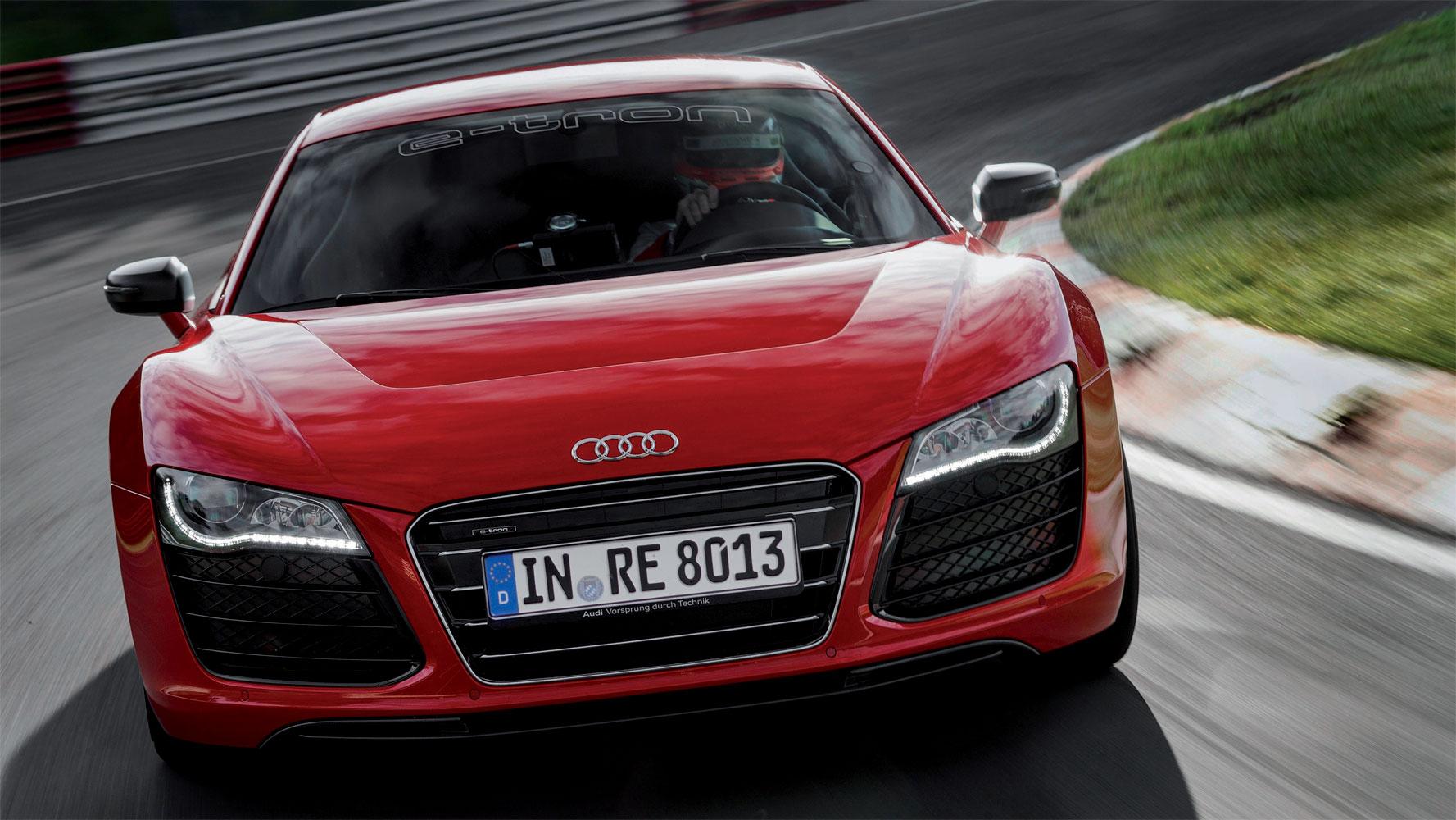 Audi R8 e-tron kommt später oder gar nicht