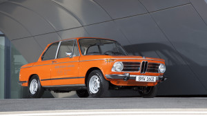 BMW 1602 Elektro