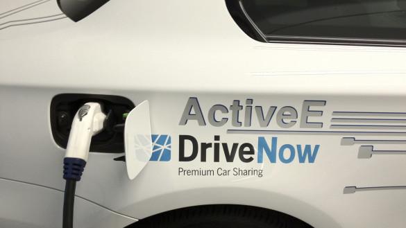 BMW nimmt den ActiveE in Carsharing Flotte auf