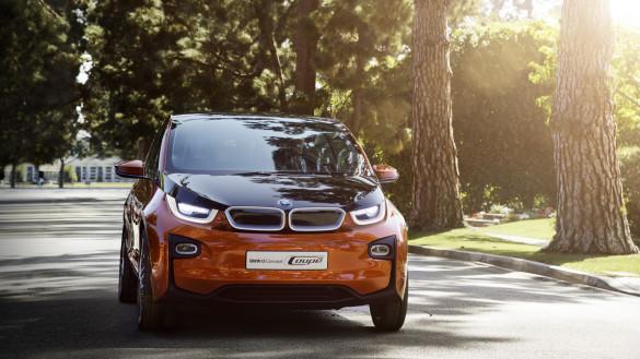 BMW i3 beeindruckt die Presse