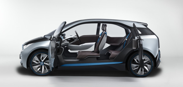 BMW i3 Range Extender optional