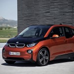 BMW i3 Solarorange