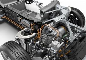 BMW i8 Elektromotor