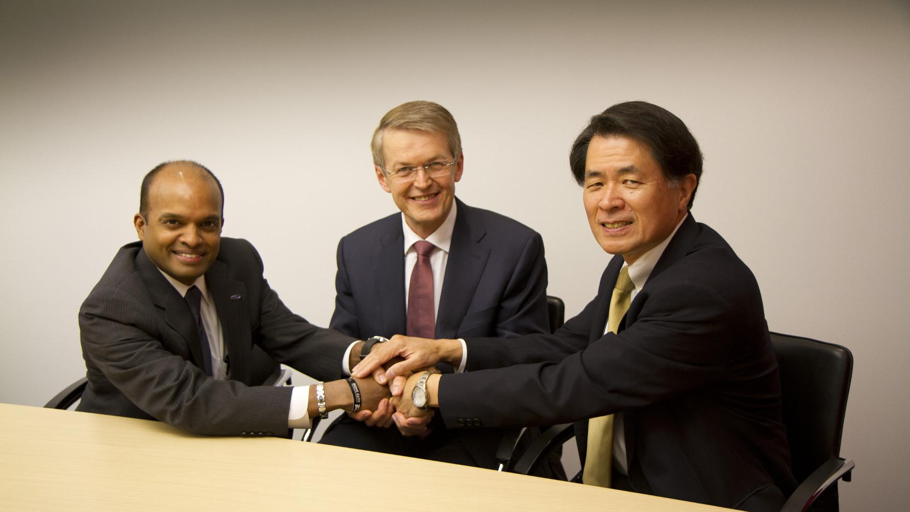 Brennstoffzelle: Daimler, Renault-Nissan & Ford