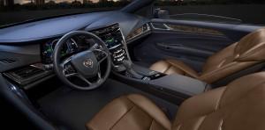 Cadillac ELR Innenraum
