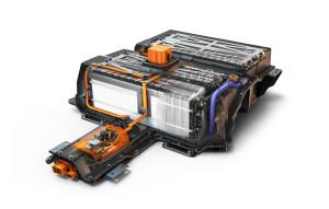 Chevrolet Spark EV Batterie