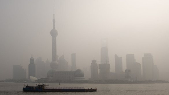 China: Elektroautos gegen Smog