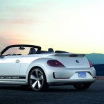Volkswagen Bettle Studie E-Bugster