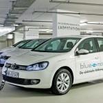 Vokswagen Golf Blue-e-Motion