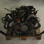 Raus mit dem alten Motor; Foto: Mobility Engineering