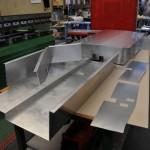 Die Batteriekiste nimmt Form an; Foto: Mobility Engineering