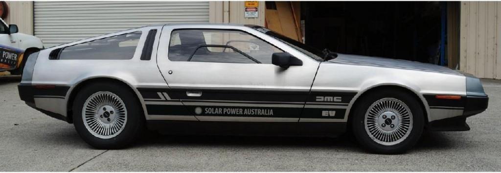 DeLorean Elektroauto