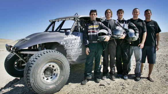 EV West Baja Buggy