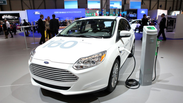 Studie: Jeden Tag werden Elektroautos immer weiter gefahren