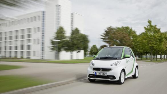Elektroauto Zulassungszahlen Mai 2013