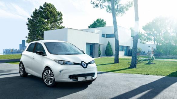 Elektroautos 10 Jahre von KFZ-Steuer befreit