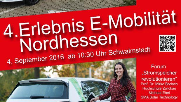 4. Erlebnis E-Mobilität Nordhessen
