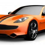 Fisker Karma October Sun