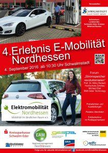 Flyer Emobil 2016 Vorderseite