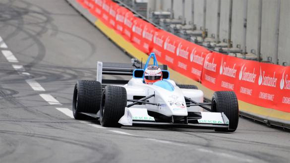 Drayson Racing erstes Formel E Team