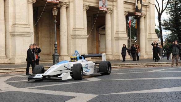Formel E - Rom erster europäischer Autragungosrt