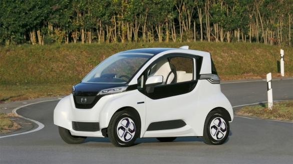 Honda Micro Commuter Prototype