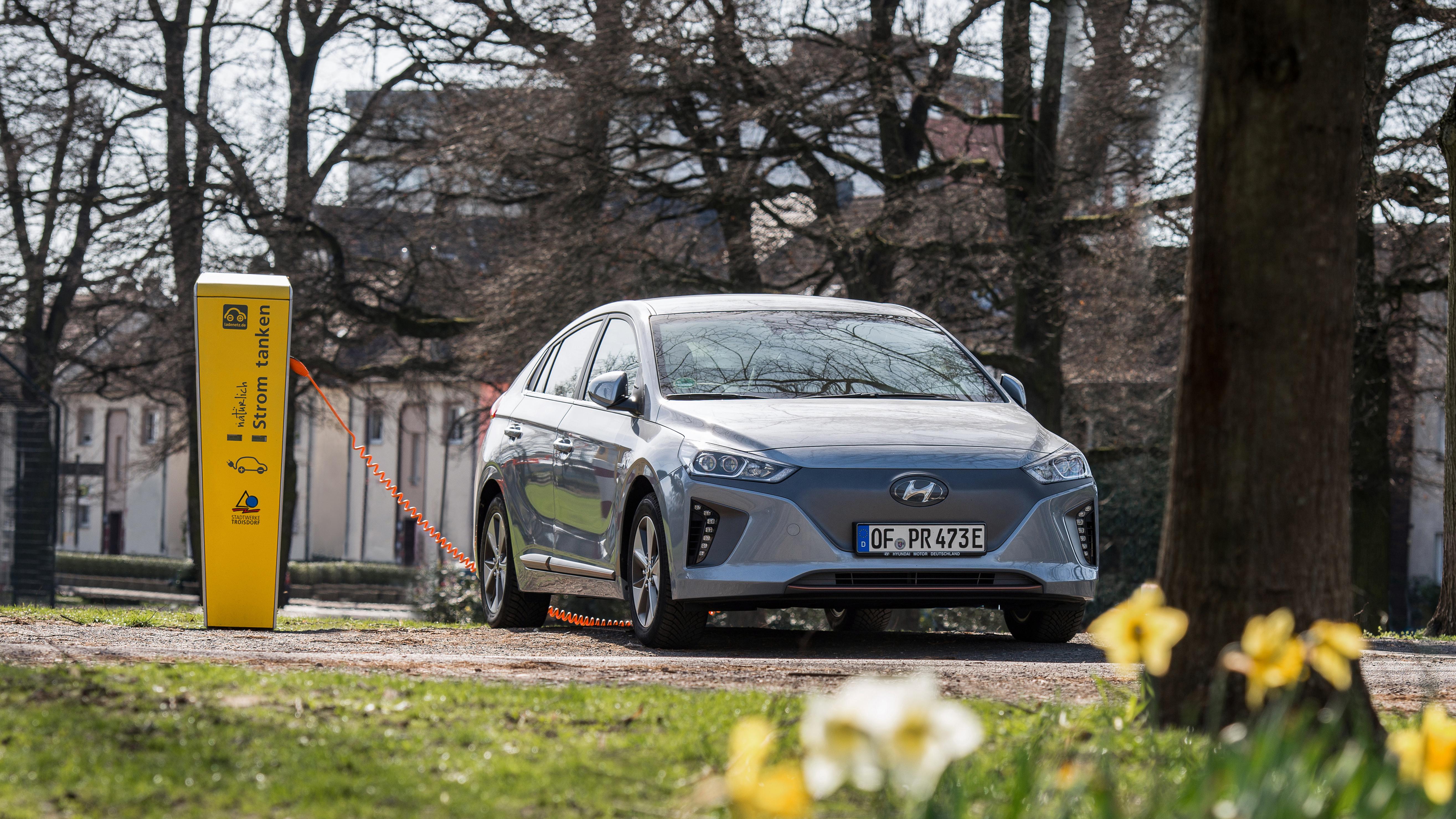 Hyundai plant reichweitenstarke Elektroautos