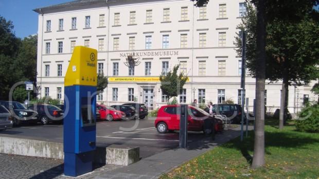 Ladesäule Leipzig