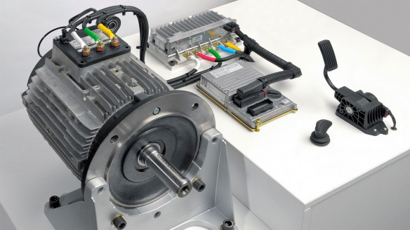 Linde eco Kits - Elektroauto Umrüstung