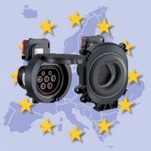 Mennekes Ladedosen Typ 2 Europa
