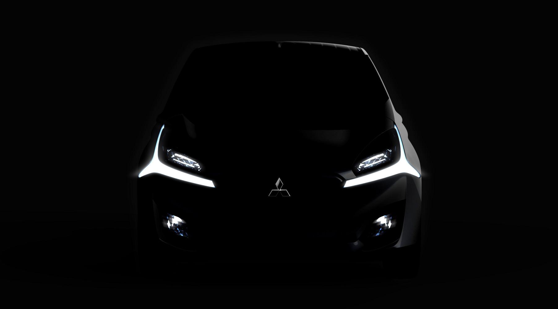 Mitsubishi zeigt Studie CA-MiEV in Genf