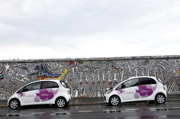 Elektroautos entlasten Umwelt und Stromversorgung