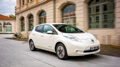 Nächste Generation des Nissan Leaf mit 60 kWh Batterie