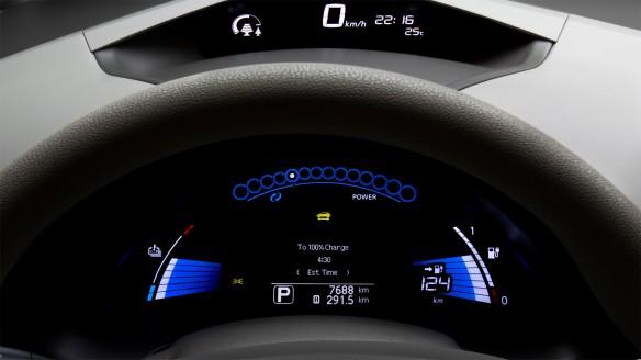 Nissan Leaf Kapazitätsverlust Besitzer testen selbst