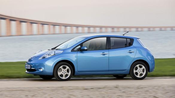 Nissan Leaf ist Nr. sieben in Norwegen
