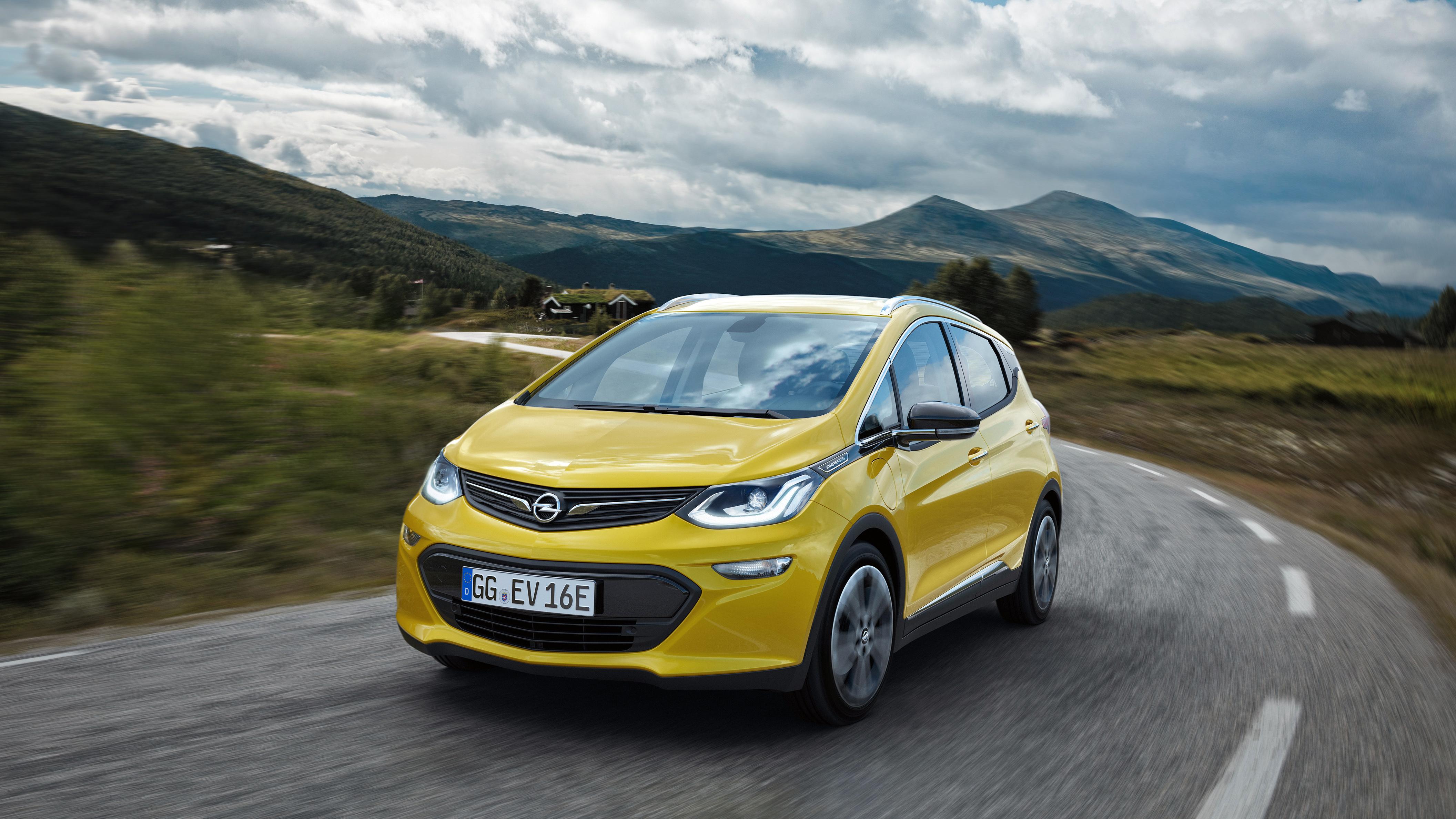 Strebt Opel eine elektrische Zukunft an?