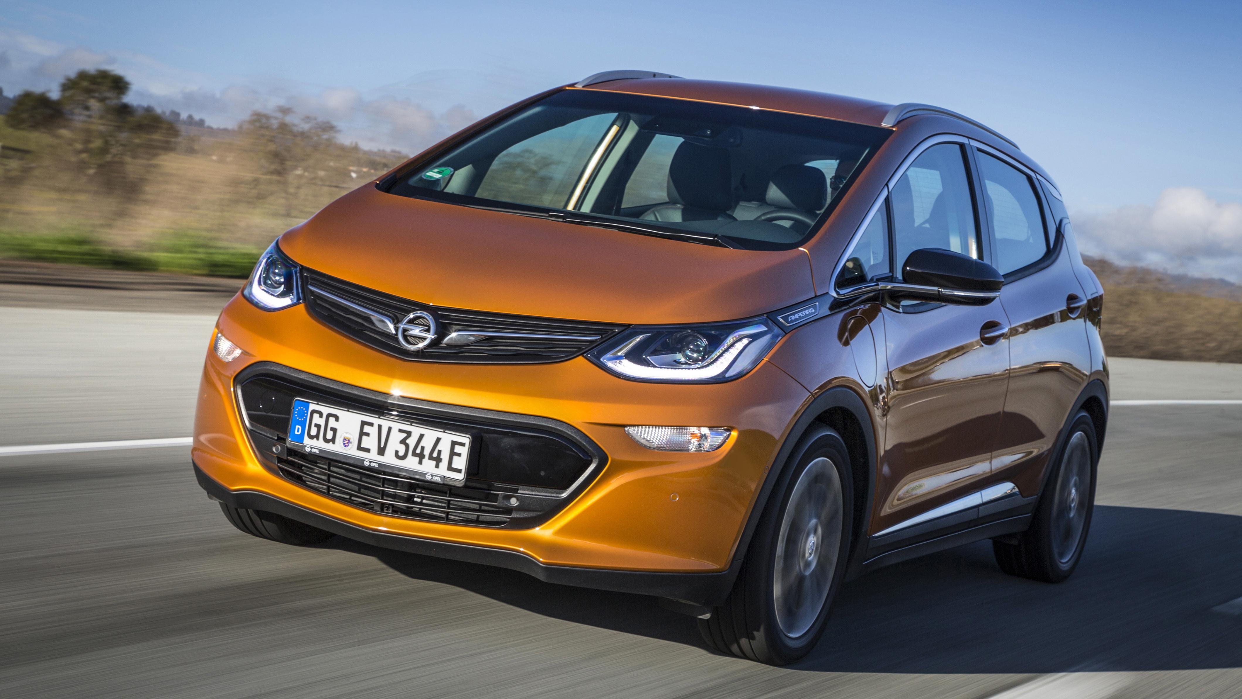 Opel Ampera-e für 39.330 Euro ab Herbst erhältlich