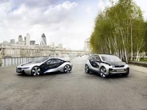 BMW i3 Concept und i8 Concept [Video]